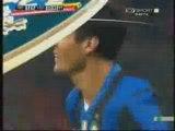 SeRiE A - Inter Milan 1-0 Lecce resumé 24/09/2008