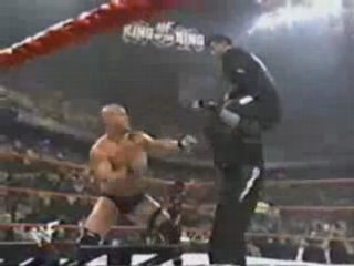 Stone cold vs vince and shane 3/3