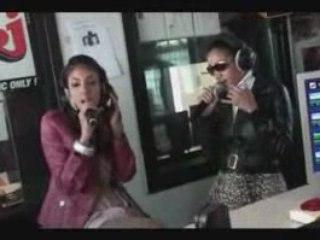 """Brick & Lace au 6/9 sur NRJ chantent """"Love is Wicked"""""""