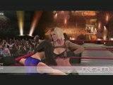 Smackdown vs Raw 2009 Ashley Finisher & Entrance