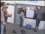 OMG!! Chriss Angel walks thru Glass!! from GlobalGifter