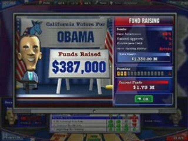 Politcal Machine Video Test