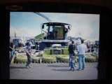 foire de lessay 2008 :  Tracteur FENDT, ensileuse Class, Krone etc