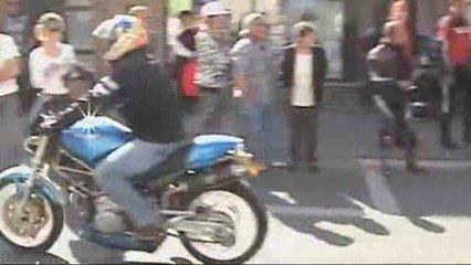 Ducati monster Moerzeke