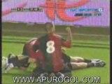 Argentinos 0 Newells 4 Goles Fabbiani Grazzini Schiavi Berna