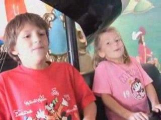 Journée Enfants Disneyland