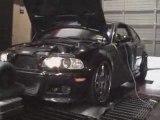 Robert Boren's 2004 BMW M3 Dyno Test