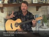 Guitar Lesson- Classical Gas - Mason Williams