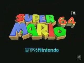 Super Mario 64 en 05:33 #88mph 7