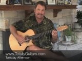 Guitar Lesson- Tuesday Afternoon - The Moody Blues