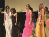 Miss Flandre 2008 Robes du soir