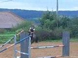 juliette concours de saut d'obstacles