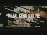 "ingame Metal Gear Online ""création de perso"""
