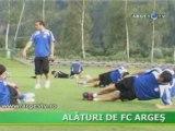 Alaturi de FC Arges