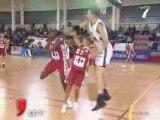 Basket feminin: Nantes Rezé s'épuise face à Mondeville