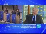 """""""Nous ne sommes pas les États-Unis"""", J-C Trichet (BCE)"""