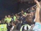 Policiers espagnol agressant les supporters marseillais