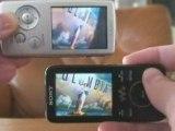 Comparaison Sony NWZ-A810 vs NWZ-S730 par GMP3