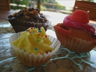 Les Cupcakes by Missrimel