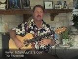 Guitar Lesson- The Fisherman - Leo Kottke