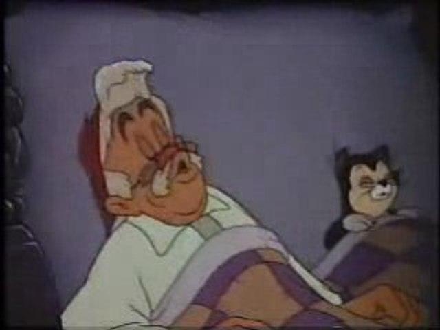 Jiminy can't sleep