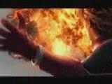 FFVII Crisis Core -5 Genesis, Angeal et Sephiroth au combat