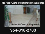 Marble Experts in Repair, Restoration, Polishing, Cleaning