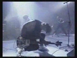 Jesus Jones - never enough -Live Big World Cafe 1989