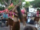 danse tahitienne place des cocotieres a nouméa