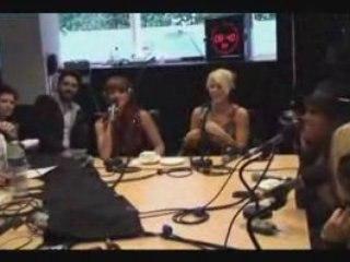 Interview des Pussycat Dolls au 6/9