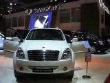 Paris Mondial de l'Automobile 2008 : SsangYong Rexton II