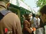 180 Accidents de tramway à Nantes: collisions avec voitures