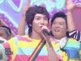 Super Junior Happy - Pajama Party live [ Inki Gayo]