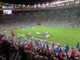 france serbie 10/09/2008 stade de france la marseillaise