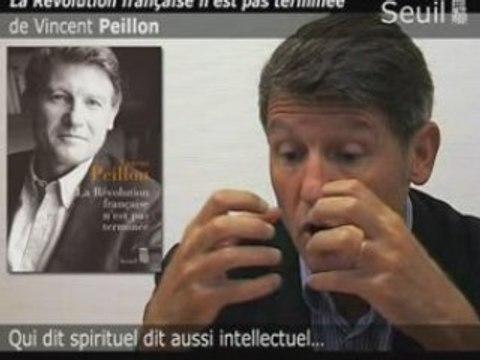 La Révolution fr. n'est pas terminée de Vincent Peillon
