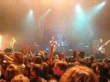 Gojira en concert Live Zenith Paris 08.10.2008