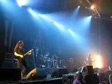Gojira concert live zenith paris 08.10.2008