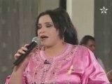 Najat Aatabou - La tebkish yal Mwima   Live Al Aoula 2008