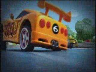 Roary la voiture de course