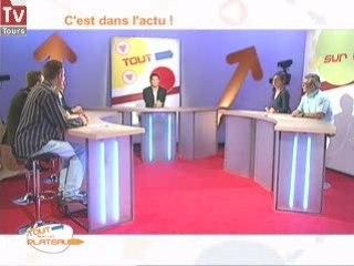 TV Tours - Présentation de l'Atelier du Web Tourangeau