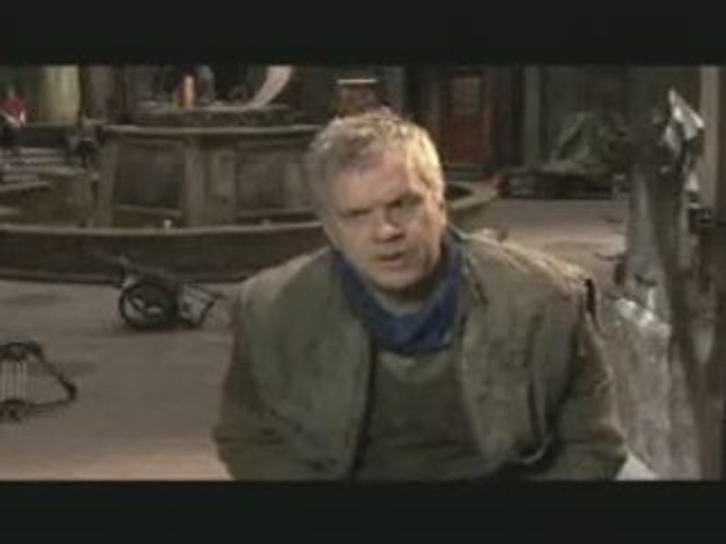 City of Ember Interview with Tim Robbins