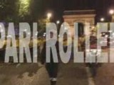 "Roller ride in Paris, 10 years ""Pari Roller"""