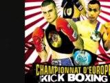 Kick Boxing muay thai k1 Championnat Europe***Du Lourd***