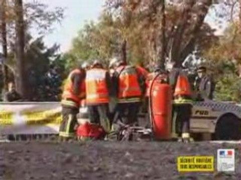 Lancement de la Semaine de la sécurité routière 2008