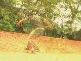 Skate à Angers (piscine La Roseraie) ou 2 boys 1 courbe