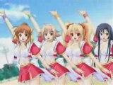Cheer Full game (Lilies Line - Kotoko)