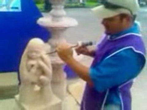 Concurso de Tallado de Cantera -Guadalajara 2008-