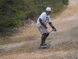 Rastarocket06- Mountainboard downhill contest 2008