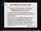 Spider Web Marketing System