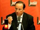 François Hollande - France Inter